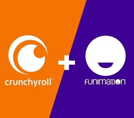 Conta Premium Crunchyroll + Funimation